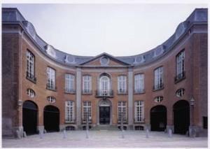 Presentatie van het gebouw op de website Benthem-Crouwel. Jan Benthem ontwierp de nieuwbouw.